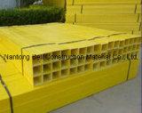 De Structurele Profielen van de glasvezel, Plastic Buizen GRP Pultruded
