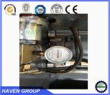 Faisceau hydraulique de rotation de la machine Machine de découpe de la plaque de cisaillement