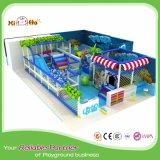 Дома спортивной площадки малышей стандартов качества фабрики изготовленный на заказ для сбывания