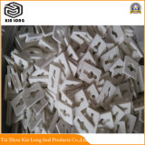 Keramische Faser-Dichtung verwendet für Schlitz-Zwischenlage, werfender Schutzkappen-Mund; Industrieofen-Beobachtungs-Loch; Ofen-Tür