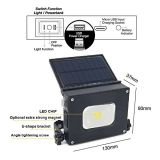 LED lámpara solar Solar de emergencia al aire libre Camping Bombilla de luz de la pesca Senderismo