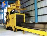 Qh69 H Sección Steel Granallado Máquina/máquina de limpieza de arena