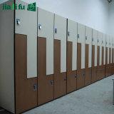 Armario del vestuario de la venta directa HPL de la fábrica de Jialifu