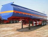 3 EIXOS 45000litros de óleo combustível caminhão tanque químico semi reboque