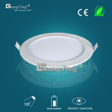 Nouveau design 9W Slim Panel Light Price Round Ceilign Lampes
