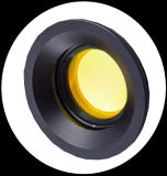 Nonmetal van het Embleem van de Knoop van de manier de Eieren Gebruikte Laser die van Co2 Machine met de Prijs van de Fabriek merken
