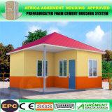 Construcción prefabricada del almacén de la conservación en cámara frigorífica de la estructura de acero del EPC