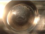 Máquina de trituração de alumínio do CNC das máquina ferramenta da gravura para a gravura da medalha
