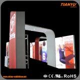 Cabina modular 2016 de Aulminum de la feria profesional de Tianyu