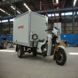 CargoヴァンのナイジェリアThree Wheel Motorcycle