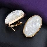 Joyería determinada del collar del pendiente del chapado en oro de la joyería africana de Dubai