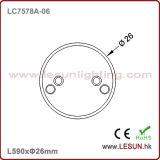 Gefäß-Licht /Fluorescent helles LC7578A-06 der Qualitäts-10W 600mm LED T8