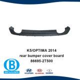 K5 Optima 2014 Placa de pára-choques traseiro Fabricante de Autopeças