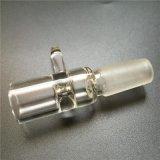 Tazón de vidrio para tubo Bowl de accesorios de mango grueso común