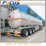 3 Wellen-Kraftstoff/Diesel/Öl/Treibstoff/Diensttanker-/Becken-LKW-Traktor-halb Schlussteil für Verkauf