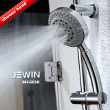 Multi-função Big Rainfall SPA Chrome Hand Shower Head