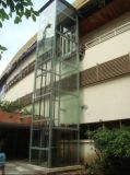 Elevatore di osservazione della casa del passeggero di LMR con la baracca di vetro Tempered
