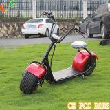 Neueste Stadt, die elektrisches Motorrad für persönlichen Transport reitet