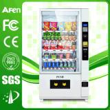 Управляемый монеткой торговый автомат воды в бутылках с игроком LCD