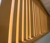 101X26mmの木製のプラスチック合成の装飾的な木ずり