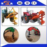 Tracteur agricole Pto Driven Post Hole Digger