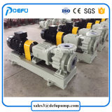 Explosionproof Motor를 가진 PVDF Plastic Lined Sulfuric Acid Chemical Pump