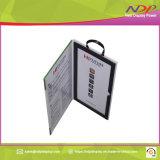Teléfono de una impresión personalizada de la pantalla de cristal de proteger la caja de embalaje el paquete de papel