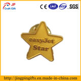 Custom Series Metal Esmalte Lapel Pin para homem ou mulher