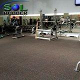 Из переработанных материалов высокого качества коммерческих спортзал пол