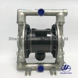 Membranpumpe-korrosionsbeständige luftbetriebene Membranpumpe des Bml-25s Edelstahl-1 '' doppelte