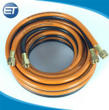 PVC Rubber Composite Oxygen Acetylene를 가진 쌍둥이 Welding Hose