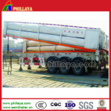 Fuwa 두 배 차축 8 관 17.68m3 CNG 트레일러