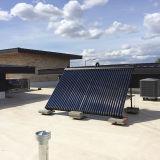 Collettore termico solare molteplice per il progetto del riscaldamento ad acqua calda