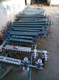 Vidro mecânica diesel óleo água líquida Medidor de nível da caldeira