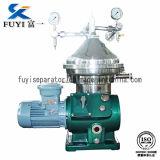 De Stapel van de Schijf van de hoge snelheid centrifugeert Separator voor Verse Afgeroomde melk