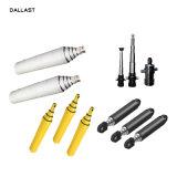 6 / 8 / 10 pulgadas de varias fases de la brida soldada de cilindro hidráulico de altas prestaciones industriales