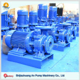ISG-Serien-zentrifugales vertikales Hochdruckwasser-Inline-Rohrleitung-Pumpe