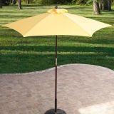 Filare-Poli ombrello di legno del mercato