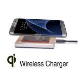 Garniture rapide de charge de chargeur sans fil approuvé de téléphone mobile de Qi