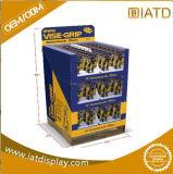 Pop papier carton Rack CD à écran de plancher