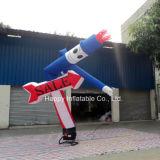 Воздух танцовщица надувной рекламы продуктов (-089)