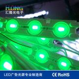 Un modulo dei 5050 LED con i chip dell'obiettivo 0.5W 2 LED