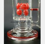 Saflor-Glaswasser-Rohr Filter-Tabak Huka-Gefäß aufbereitend