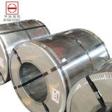 Galvanisierte Stahlbleche im Ring