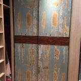 Armoire en bois de conception personnalisée