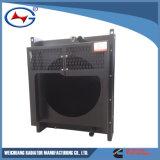 radiador de aluminio de Cummings del radiador de Cutomized del radiador 6CTA-11weichuang