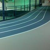 ホールをトレインするための4.5mmの合成物質のビニールのスポーツのフロアーリング