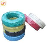 Fios eléctricos de cobre do fio de PVC
