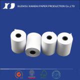 Papel térmico de alta calidad 57mm X 40mm papel térmico de rollo de papel térmico de 57mm 57mm POS Rollo de papel térmico de rollo de 57 mm hasta 57mm Caja Registradora Rollo de papel
