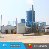 Aditivo de Fertilizante Lignosulphonate cálcio Jufu fornecedor de produtos químicos de redução de água estranha Agente concreto Lignosulfonate de cálcio